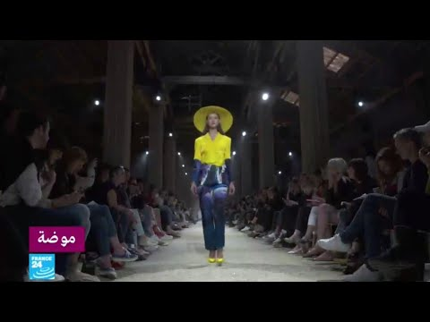 فرنسا: الموضة الملتزمة بحماية البيئة.. هاجس مهرجان هيريس بالكوت دازور