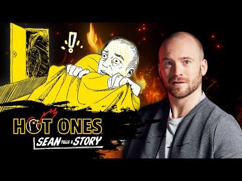 Sean Evans Shares His Spookiest Ghost Story | Sean Tells a Story