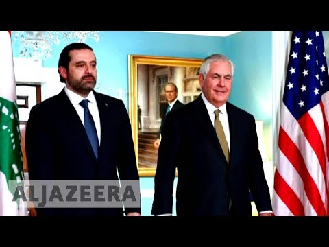 US calls for calm in escalating Saudi-Lebanon crisis