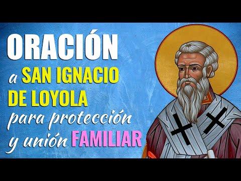 🙏 Oración a San Ignacio de Loyola para PROTECCIÓN Y UNIÓN DE LA FAMILIA 👨👩👧👦