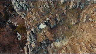 Лучшие места на юге России. Свадебная съемка в горах. Свадебная команда Friends.