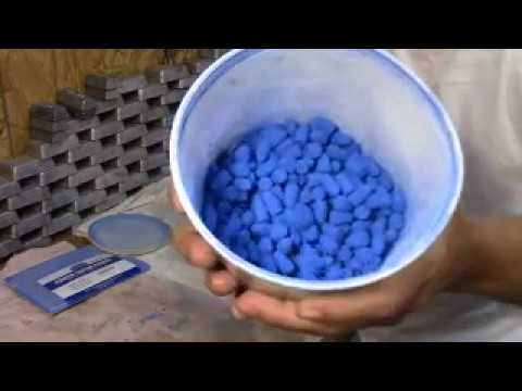 "Powder Coating Bullets ""IN BULK"" With Great Results!"