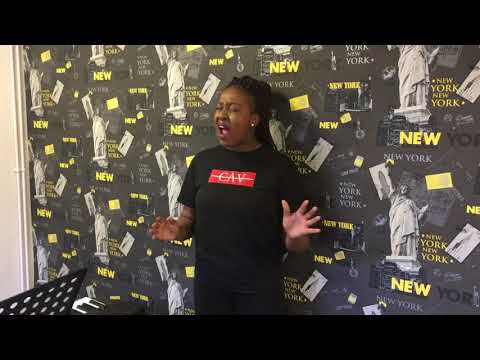 Sarah Ikumu- 'Runnin (Lose it all)' Naughty Boy ft. Beyonce and Arrow Benjamin