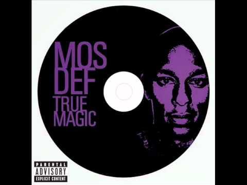 Mos Def - 2006 True Magic - Sun Moon Stars