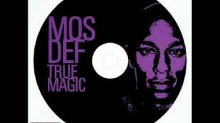 Mos Def - 2006 True Magic - Sun Moon Stars
