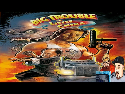 Big Trouble in Little China - WW05