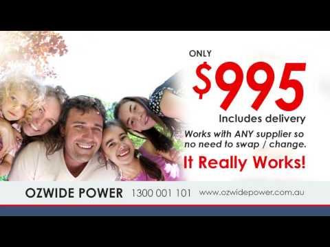 OzwidePower-ES-1 R Smart Energy Saver