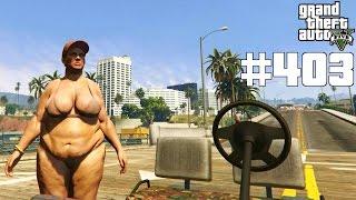 GTA 5 #403 Der Roswita gesteht sie ist fett LET´S PLAY GTA 5 PS4