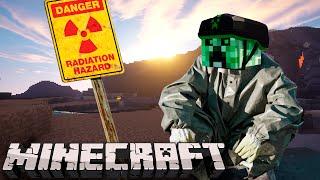 Радиоактивное выживание в майнкрафт с модами Опасные приключения 01 Сборка FTB Post Finem