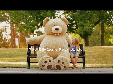 The 93-Inch Bear & Me