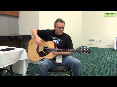 Tonewood-Amp: усилитель с эффектами для акустической гитары на Summer NAMM Show 2014