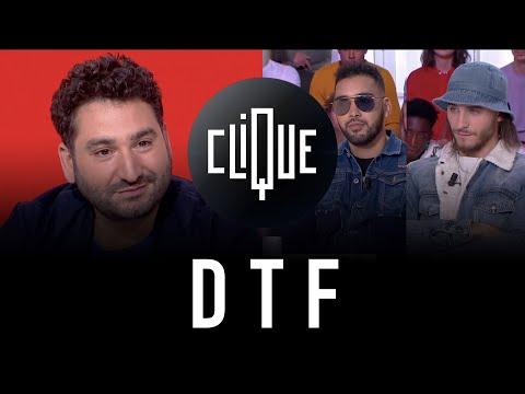 Youtube: DTF: L'événement rap – Clique – CANAL+