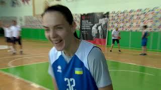 Людмила Науменко, сборная Украины. О предстоящем ЕвроБаскете-2019