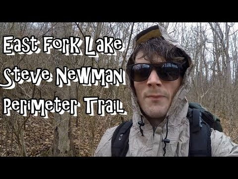 Music and Adventure Series Vol. 1 - East Fork Lake Backpacking - Steve Newman Perimeter Trail