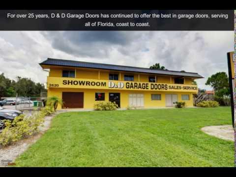 D U0026 D Garage Doors Inc. | Fort Myers, FL | Garage Doors