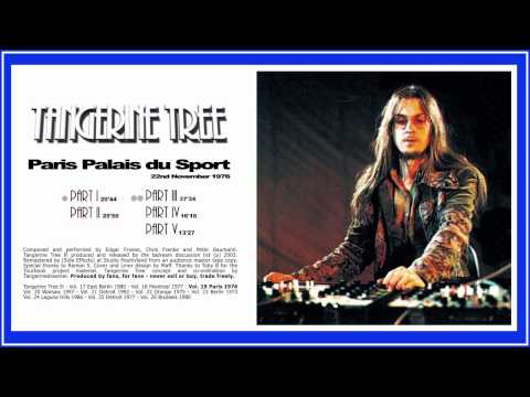Tangerine Dream - Paris Palais du Sport 1976