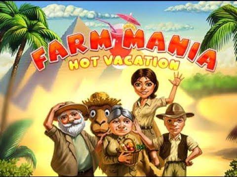 farm mania hot vacation  