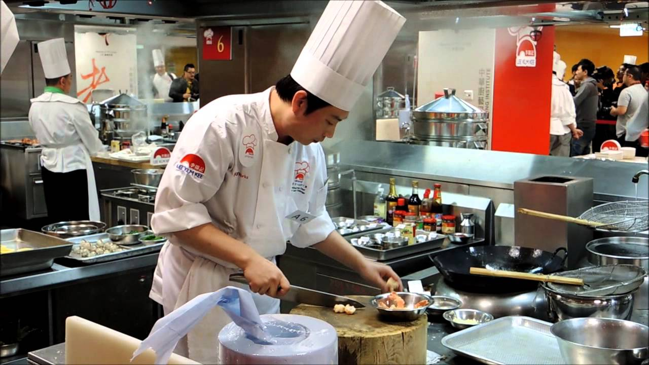 李錦記青年廚師中餐國際大賽 臺灣區精彩花絮 - YouTube