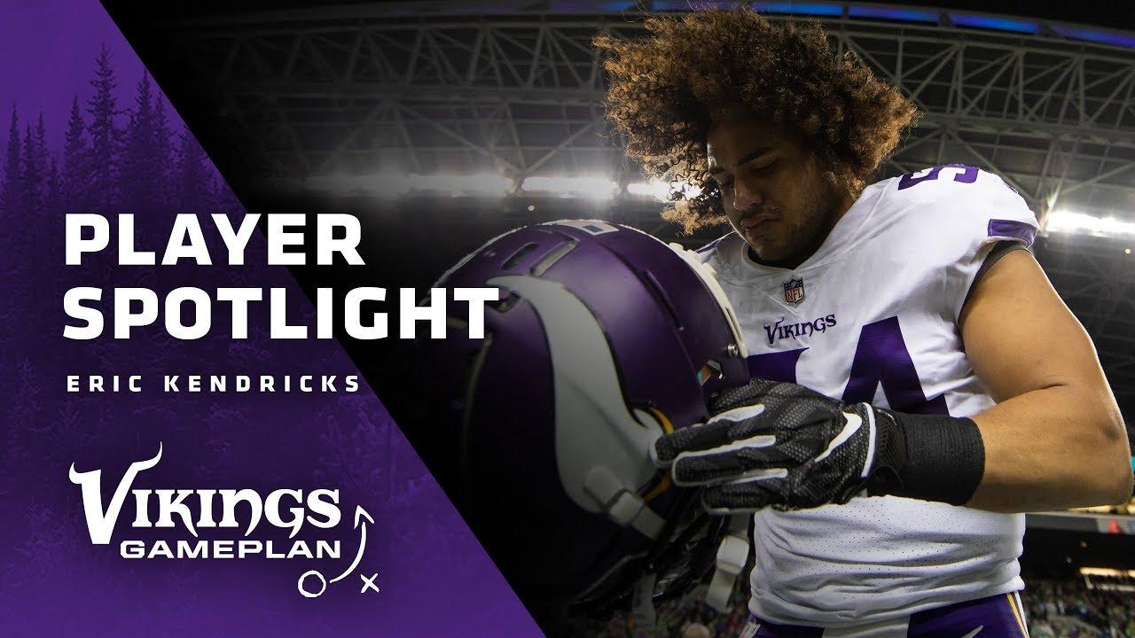 0dce9c86fee Player Spotlight: Eric Kendricks   Minnesota Vikings - YouTube