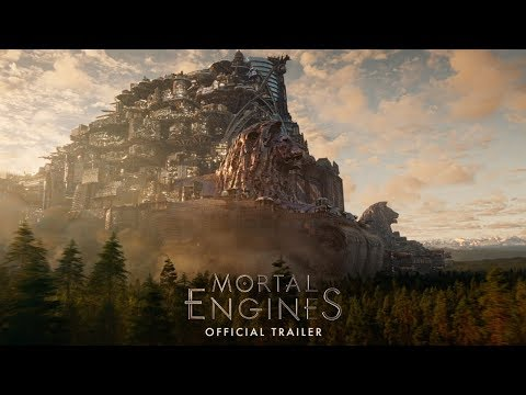 Mortal Engines trailers