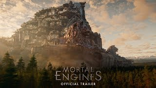 Mortal Engines - Official Trailer (HD) thumbnail