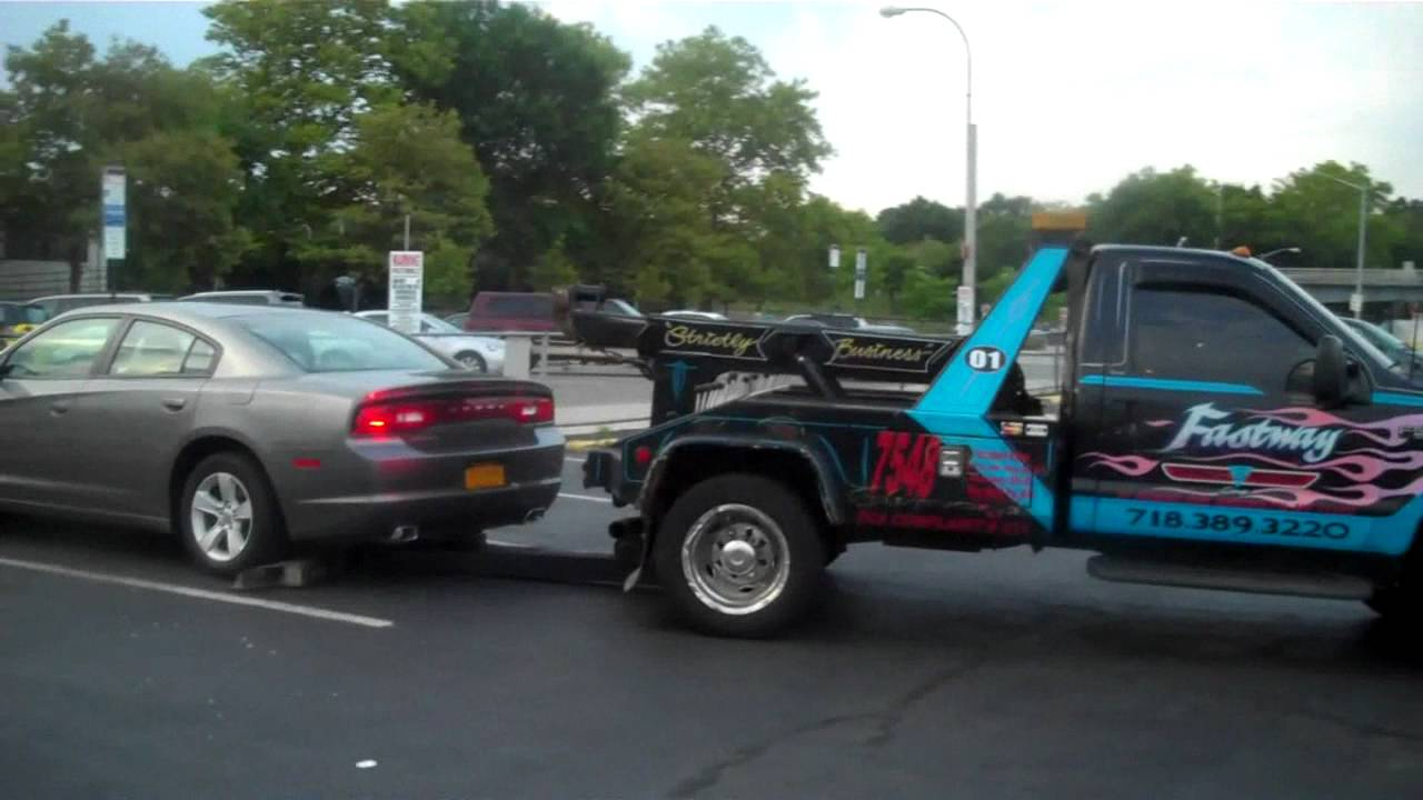 How To Get A Car Towed For Free