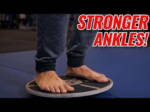 Proprioception Exercises for ANKLES (Balance Techniques!)