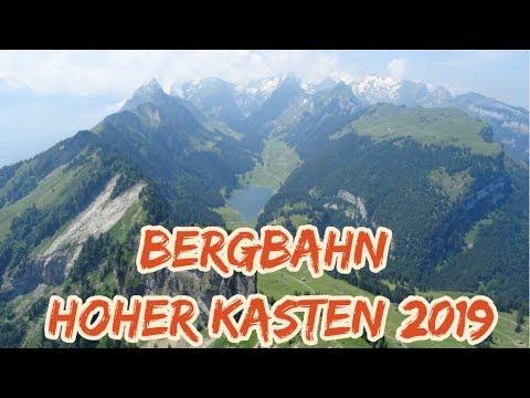 Bergbahn Hoher Kasten 2019 In Ch 9058 Brülisau