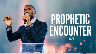 Prophetic Encounter Day 1   Passion Java