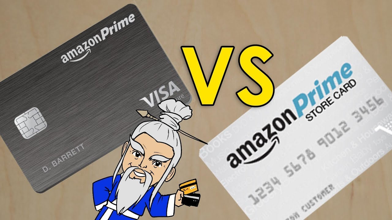 How to pay with amazon prime store card