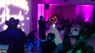 Quinceañera En Athens Texas 12-7-2013 Sonido Tequila