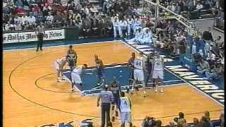 Dennis Rodman (6pts/16rebs/4asts/Ejection) (Mavericks) vs. Bucks (2000)