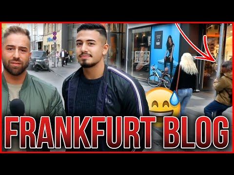 Frankfurt Blog | Stange geküsst? | behind the scences | Shayan Garcia