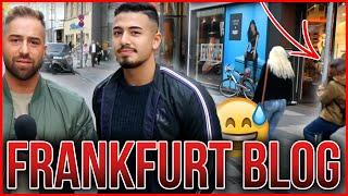 Frankfurt Blog   Stange geküsst?   behind the scences   Shayan Garcia