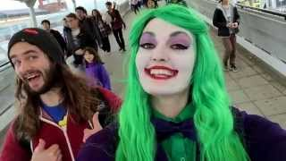 Sizzsarz does MCM Comic Con London October 2015