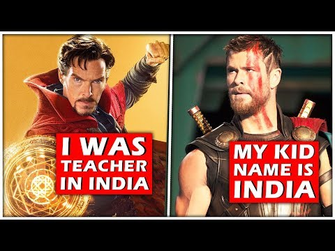 marvel-actors-connection-with-india-||-hindi