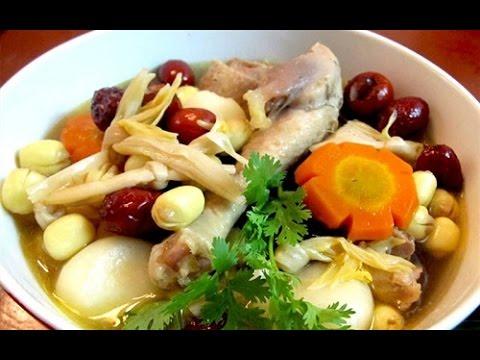 TNA Tập Nấu Ăn: Cách làm món Bí Tiềm Ngũ Quả Hạt Sen ngon bổ dưỡng hấp dẫn
