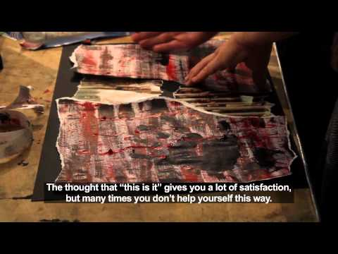 Collage Lessons: Art As A Process (subtitled) – Annette Luycx-Papadantonakis