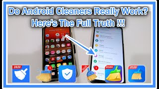 Do Android Smart Phone Cleaners Really Work? Here's The Full Truth! screenshot 5