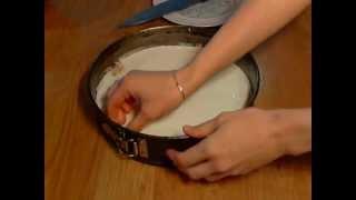 How to make an Easy Philadelphia Cheesecake - Video recipe