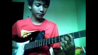 J-rocks - Meraih mimpi (Guitar cover)