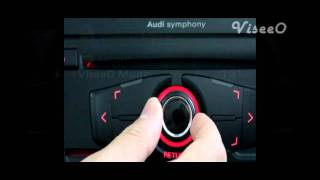 Play music stored in mobile phone via bluetooth in Audi A4