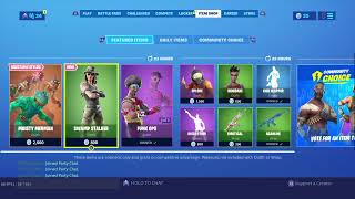 Fortnite India Live // Item Shop stream // 2k vbucks Giveaway at 500 subs