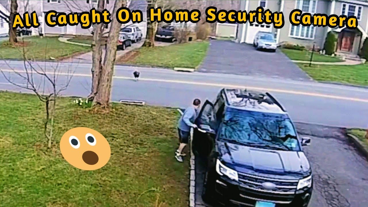 Moments Caught On Ring Security Camera (Hilarious) | Special Moments Caught On Home Security Camera