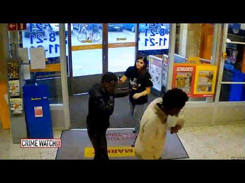 CrimeTube: Store Clerk Blasts Suspected...