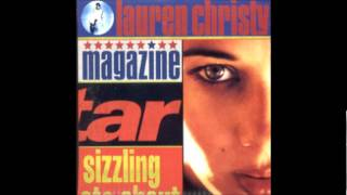 Watch Lauren Christy Magazine video