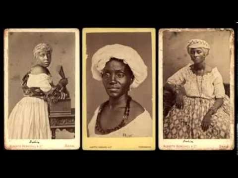 Brazilian Real Slaves (rare photos)