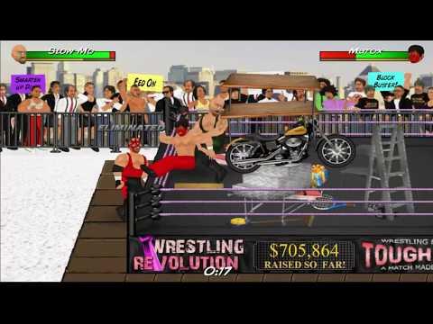 nL Royal Rumble Marathon 2017 - Match #21: Wrestling Revolution 2D