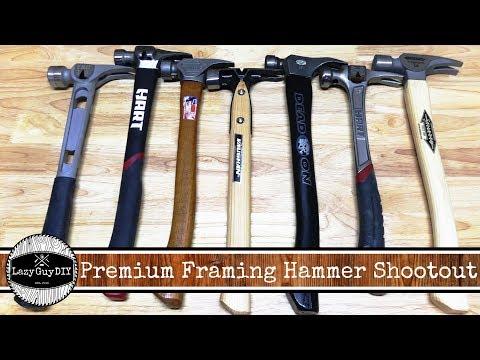 Premium Framing Hammer