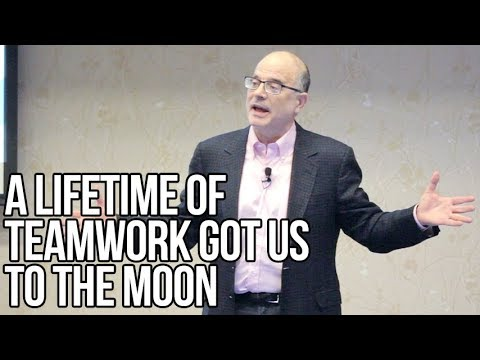 A Lifetime of Teamwork Got Us to the Moon | Charles Fishman